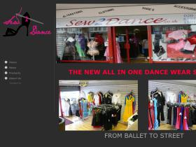 sew2dance.co.uk