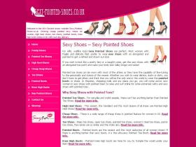 sexy-pointed-shoes.co.uk