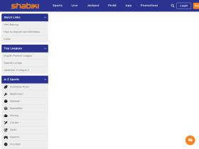 Shabiki com Analytics - Market Share Stats & Traffic Ranking