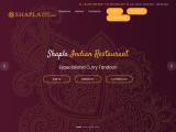 shaplaindianrestaurant.com