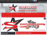 sharylandisd.org