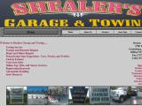 shealersgarageandtowing.com