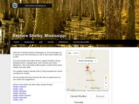 shelby.explore-mississippi.us