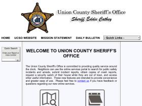 sheriff.co.union.nc.us