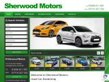 sherwoodmotors.co.uk
