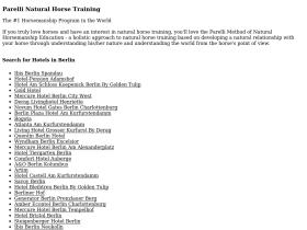 shop.parellinaturalhorsetraining.com