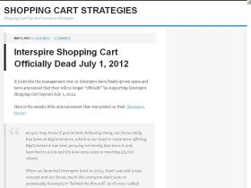 shoppingcartstrategies.com