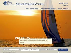 shoresvacationrentals.com