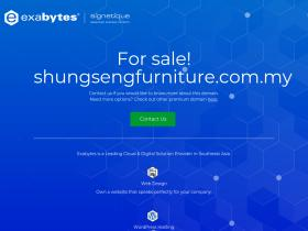 shungsengfurniture.com.my