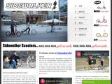 sidewalkerscooters.com