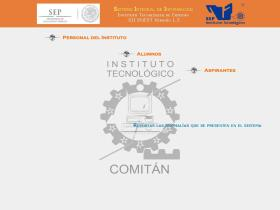 sii.itcomitan.edu.mx