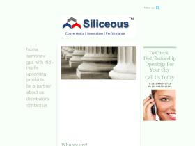 siliceous.in