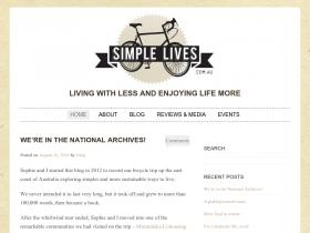 simplelives.com.au