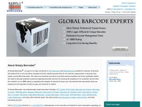simplybarcodes.net