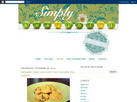 simplyhealthful-recipes.blogspot.com