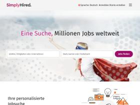 simplyhired.ch