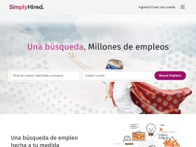 simplyhired.mx