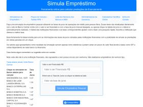 simulaemprestimo.com