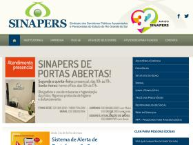 sinapers.org.br