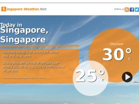singaporeweather.net