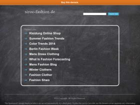 siroc-fashion.de