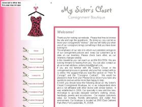 sistersclosetboutique.com