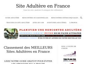 site-adultere.fr