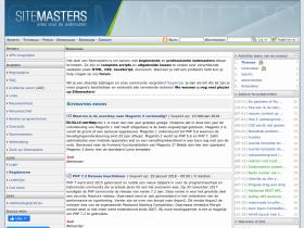 sitemasters.be
