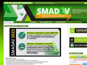 website antivirus smadav