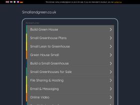 smallandgreen.co.uk