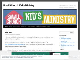 smallchurchkidsministry.wordpress.com