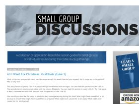 smallgroupdiscussions.com