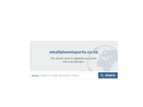 smallplanetsports.co.nz