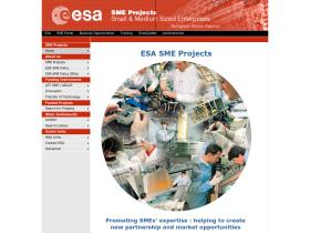 smeprojects.esa.int