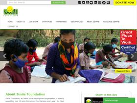 smilefoundationindia.org