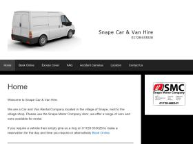 snapehire.co.uk