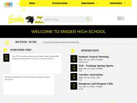 snider.fwcs.k12.in.us