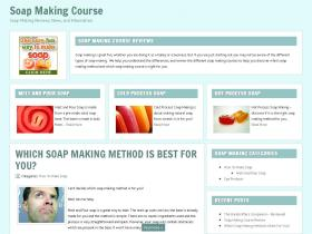 soap-making-course.co.uk