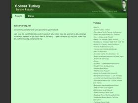 soccerturkey.net
