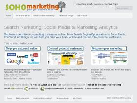 sohomarketing.co.nz