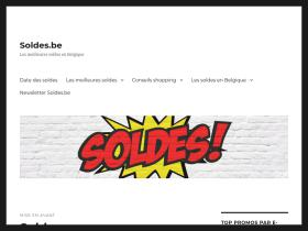 soldes.be