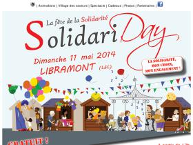 solidariday.be