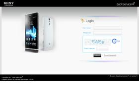 sonymobile2.zedservice.in