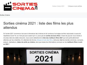 sorties-cinema.com