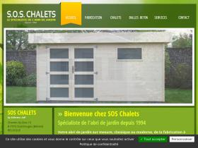 sos-chalets.be