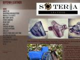soterialeather.com