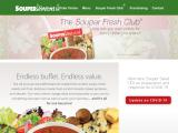 soupersalad.com
