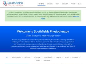 southfieldsphysio.co.uk