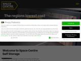 spacecentreselfstorage.co.uk