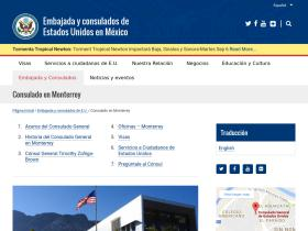 spanish.monterrey.usconsulate.gov